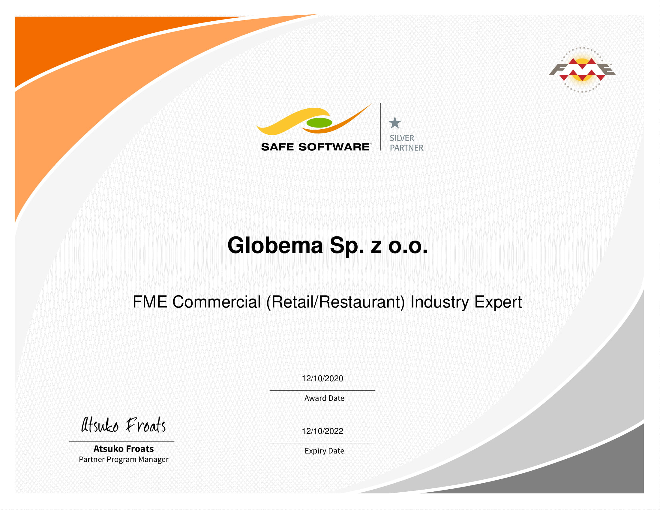 Globema - Commercial