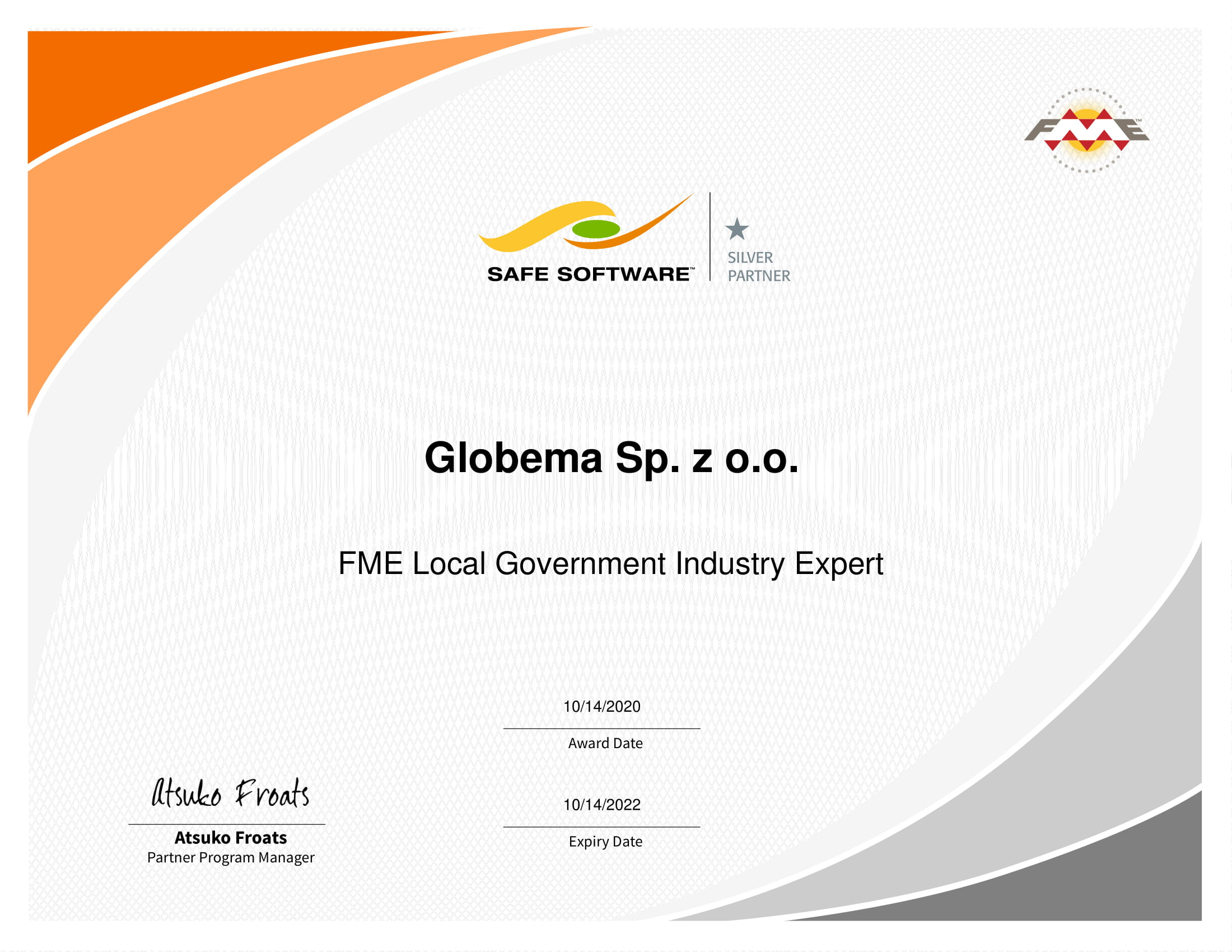 Globema - Local Government