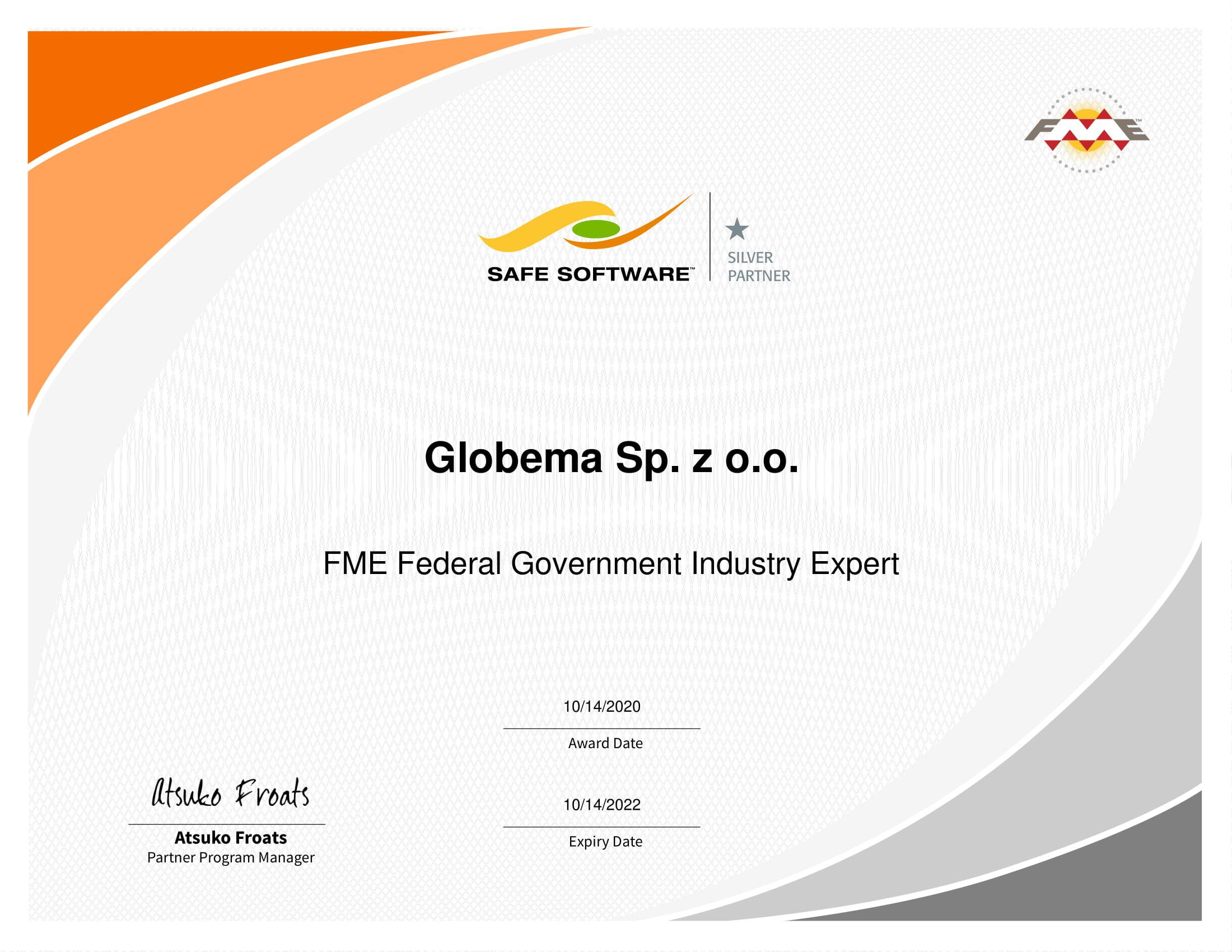 Globema Federal Central Government