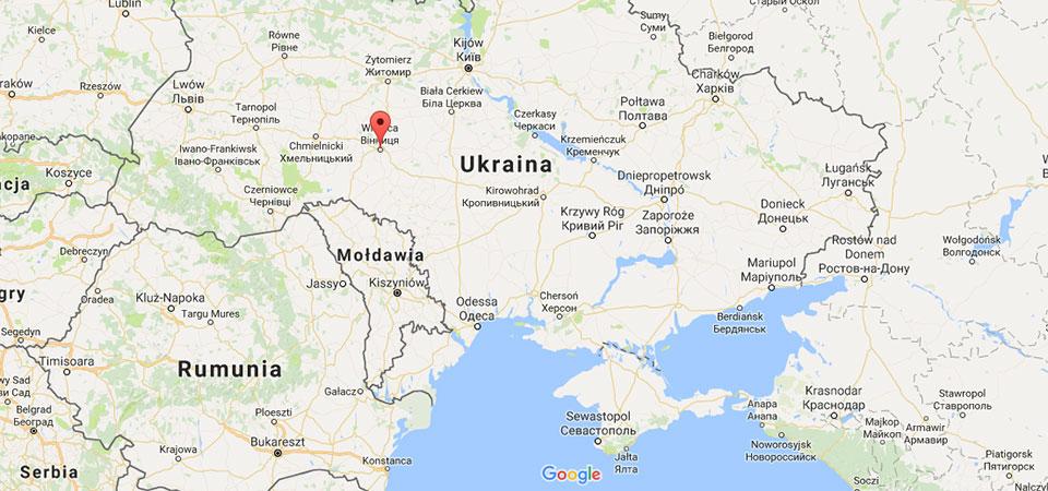 ECGIS Ukraina Modelowanie sieci ciepłowniczej