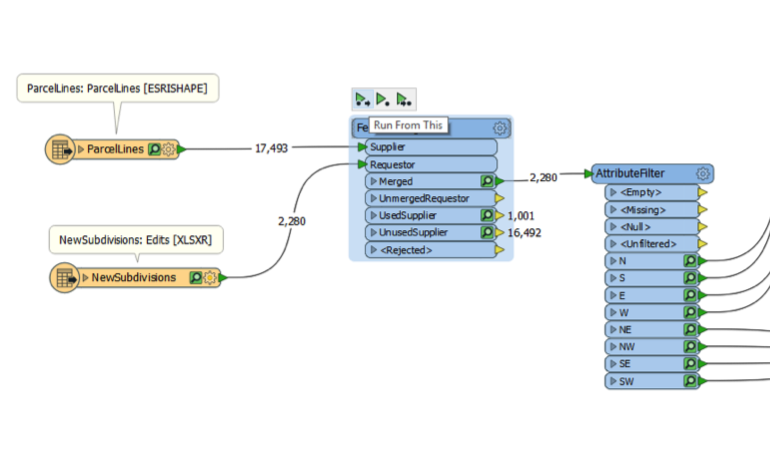 FME partial run