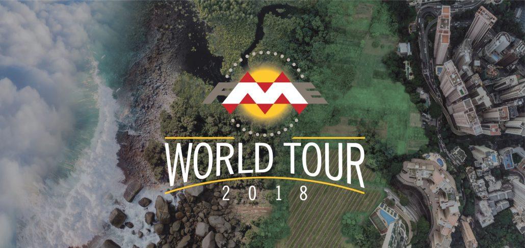 FME World Tour 2018