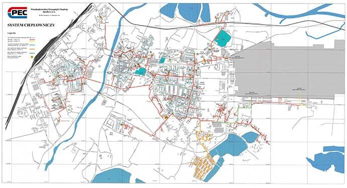 EC.GIS w PEC Oswiecim