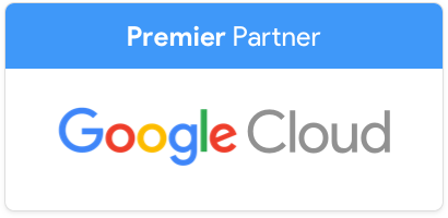 Google Cloud Premier Partner Badge