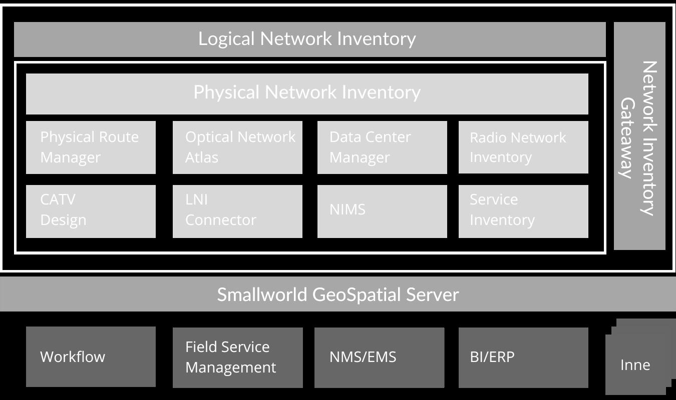 paszportyzacja sieci telekomunikacyjnej - smallworld